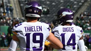 Every Minnesota Vikings Touchdown from the 2018-2019 Season