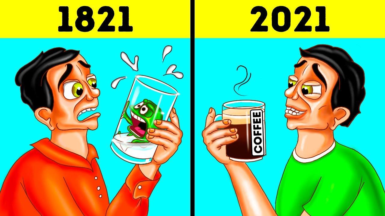 Come Sarebbe La Tua Giornata Se Tornassi Indietro Di 200 Anni