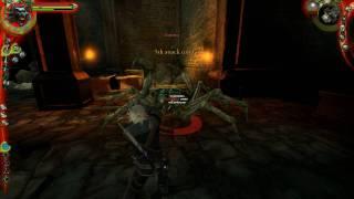 The Witcher - Fighting Koshchey