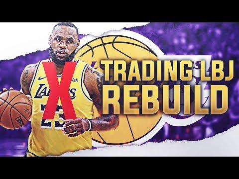 Trading Lebron James Lakers Rebuild.....Yea.....