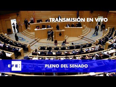 El Parlamento aprobó la independencia de Cataluña y el Senado español aprobó la intervención