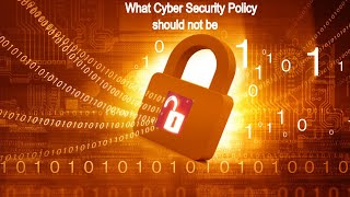 (In)Security Policy