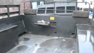 Gama Goat Gamma Goat Military Amphibious 6x6 6WD M792