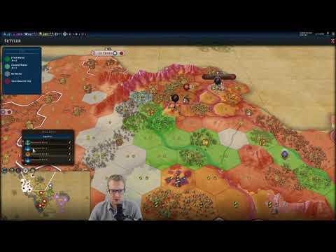 Let's Play Civilization 6 - Victoria part 2