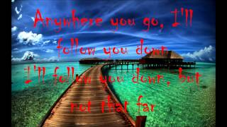 Gin Blossoms - Follow you down Lyrics (HQ)