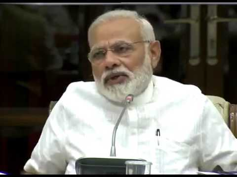Modi speech about tamil language in Hindi