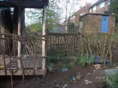 diy treehouse build