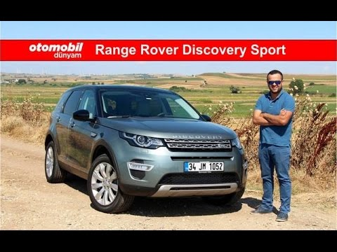 Test - Land Rover Discovery Sport