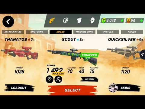 Guns Of Boom-Scout Rifle Guide