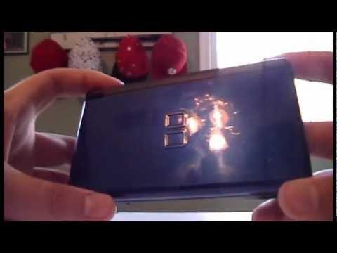 Nintendo DS Lite Cobalt/Black Unboxing!