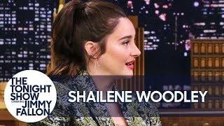 Jimmy Gives Shailene Woodley a Monopoly Game Hack