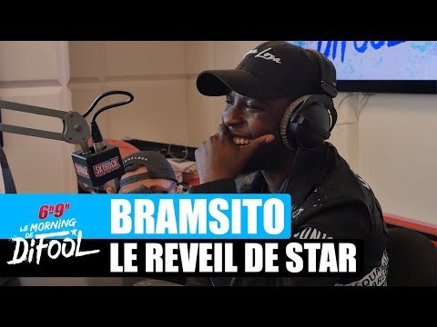 Youtube: Bramsito – Le réveil de star #MorningDeDifool