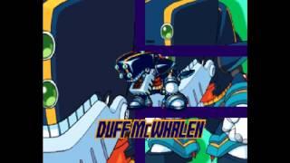 """Megaman X5: OST - Unused Track """"Deep Sea"""""""