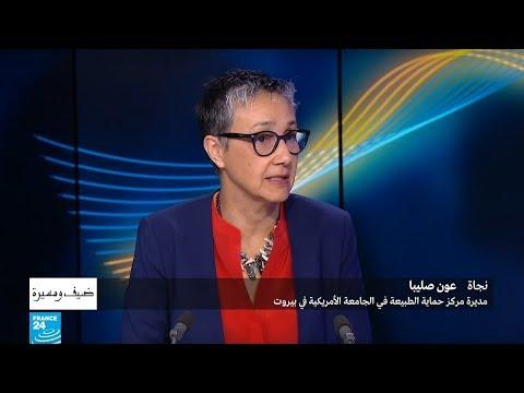 الباحثة اللبنانية نجاة صليبا الحائزة على جائزة لوريال اليونيسكو للمرأة في العلوم 2019  - نشر قبل 10 ساعة