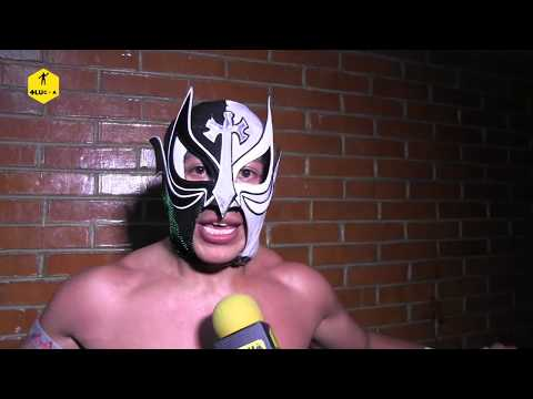 Lanzelot ganó la oportunidad de participar en Triplemanía XXV