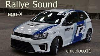 VW POLO WRC Rallye Sound Schubabschaltung