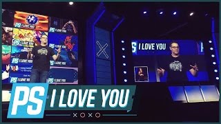 PS I Love You XOXO Live at PSX 2016