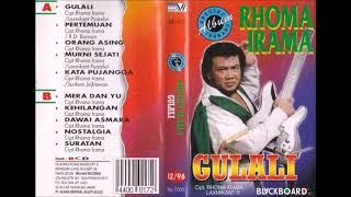 Cover images Gulali / Rhoma Irama(original Full)