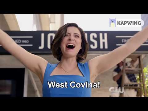 Crazy Ex-Girlfriend - West Covina With Lyrics
