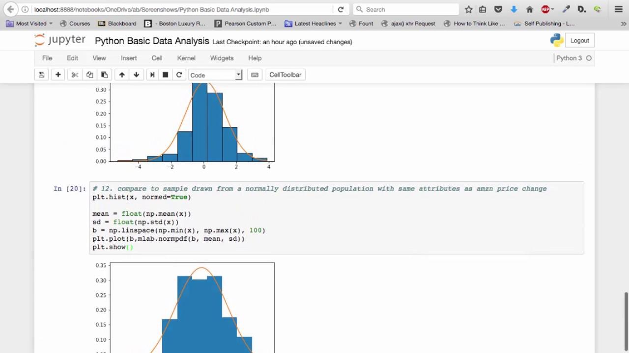 Python Pandas || Data Analysis Fundamentals || Python Programming