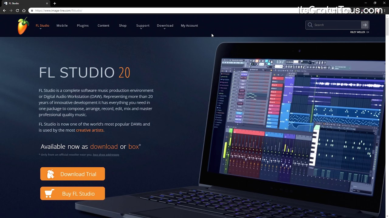 How to Unlock FL Studio 20 from the Demo Version
