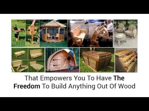 Woodworking Plans & Projects - Ted Mcgrath - TedsWoodworking Review