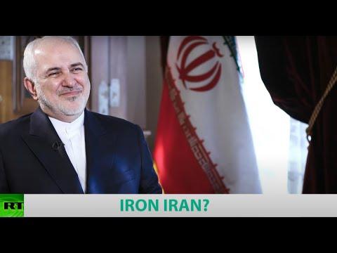 IRON IRAN? Ft. Javad Zarif,  Iranian Foreign Minister