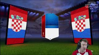 FIFA 18 WORLD CUP PACKS - 2x 90+ RATED PULLS!!