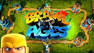 The Second Coming Of Clash Of Clans / Royale!? - BRAWL OF AGES