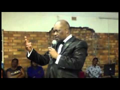 Dr S D Gumbi testifies about his near death related experience 29082015