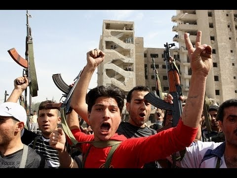 Gallery - Unrest in Syria - 10th May