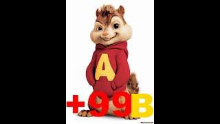 Alvin ve the Chipmunks Melekler seni bana yazmış
