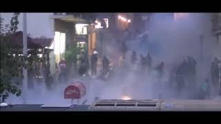 GREECE HOOLIGANS AEK AND OTHERS FOOTBALL TERROR