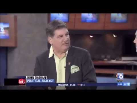 Political Analyst John Dadian on Political April Fools - San Diego 6