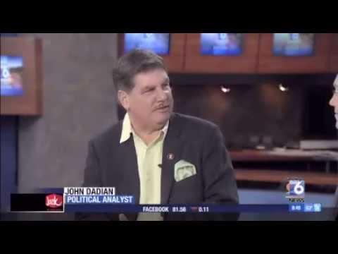 Political Analyst John Dadian on Political April Fools - San Diego 6