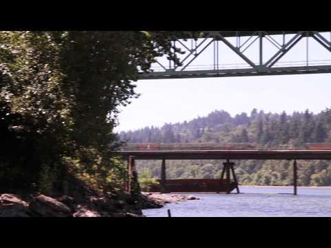 Sellwood Bridge Project, Portland, Oregon