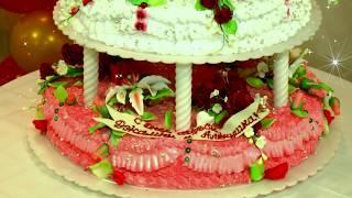 Богатая цыганская свадьба. Угощение и столы