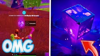 WHAT HAPPENS WHEN YOU CONSUME A SHADOW STONE in Fortnite? (ALL Shadow Stones Locations Fortnite)