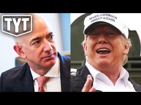 Jeff Bezos Followed For Months