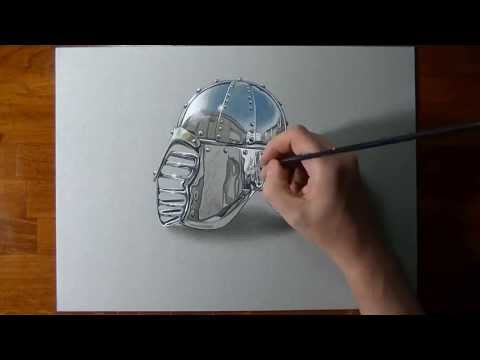 how-to-draw-a-chrome-surface