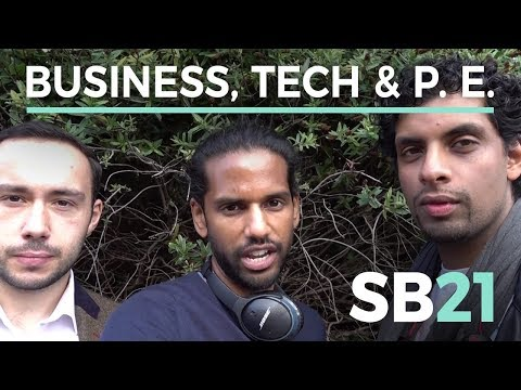 BUSINESS, TECH & PRIVATE EQUITY | SB21
