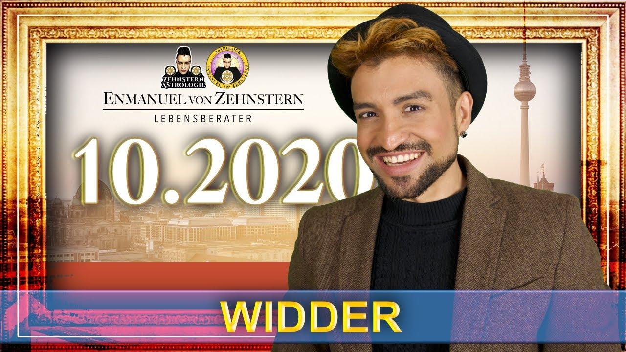 Allgemeine Monatsprognose für Oktober 2020