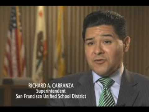 Richard Carranza, San Francisco Unified School District Superintendent