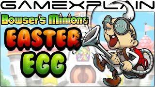 E. Gadd's Time-Twisting Easter Egg in Mario & Luigi: Superstar Saga + Bowser's Minions