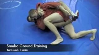 TFW Russian Kettlebells and Sambo