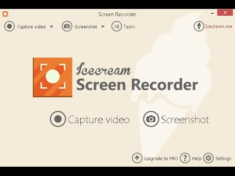 Icecream Screen Recorder - Best Free Screen Recording Software For Windows & MAC