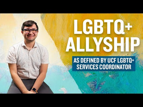 Feed image for What Is Allyship? And Other Questions You May Have