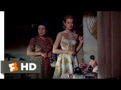 Rear Window (5/10) Movie CLIP - Did You Get My Note? (1954) HD