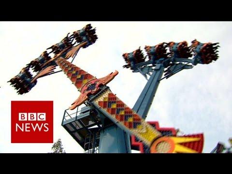 North Korea's fairgrounds and showcase hospitals - BBC News