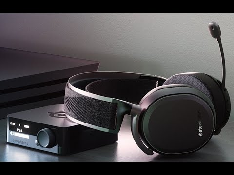 SteelSeries Arctis Pro Wireless Review.  Are they better then the Astro A50s?